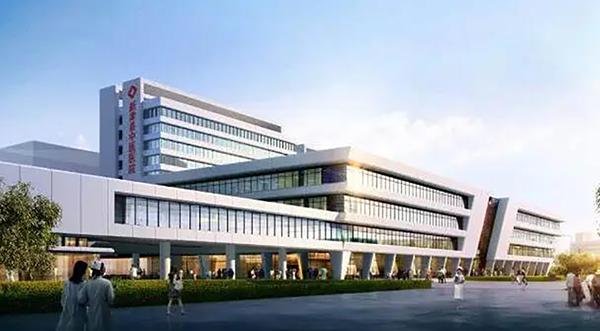 成都新津中医医院家具整体解决方案