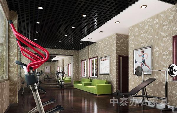 靖江市马洲体育办公家具整体解决方案